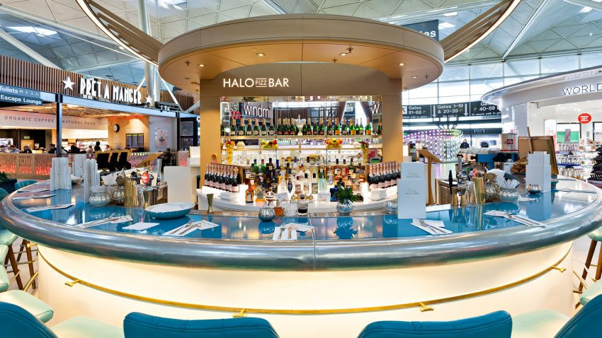 Grapes - Halo Stansted